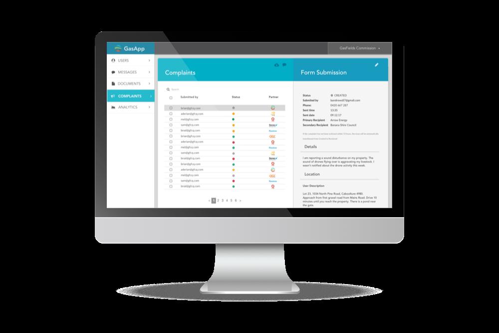 GasApp Aus - Partner Hub