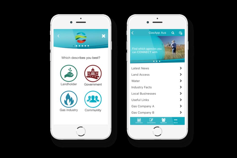 GasApp Aus - Mobile App